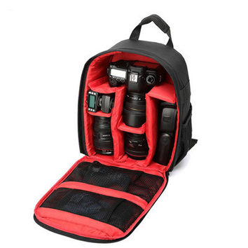 Small DSLR Camera Bag
