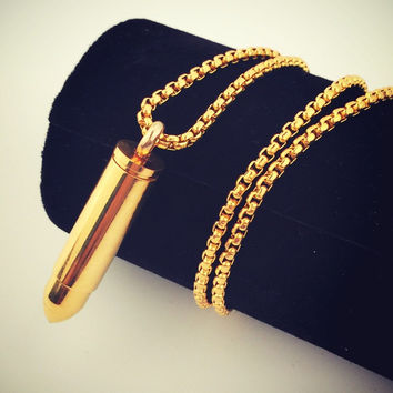 Stylish Gift New Arrival Jewelry Shiny Hip-hop Club Necklace [9095359751]