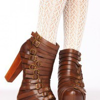 Wrecker Platform Boot - Brown | NASTY GAL | Jeffrey Campbell shoes, Evil Twin, MinkPink, BB Dakota, vintage dresses + more!