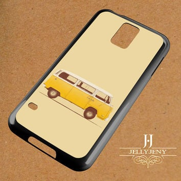 Yellow Van Samsung Galaxy S3 S4 S5 S6 S6 Edge Case | Galaxy Note 3 4 Case