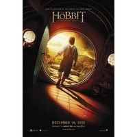 (24x36) The Hobbit: An Unexpected Journey Movie Poster