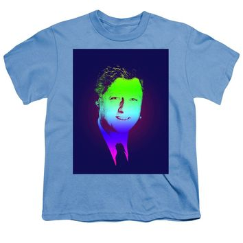 President Bill Clinton Poster - Youth T-Shirt