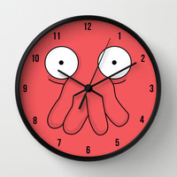 Dr. Zoidberg Wall Clock by Bill Pyle