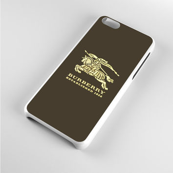 Burberry Logo iPhone 5c Case