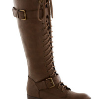 Assured and Swift Boot | Mod Retro Vintage Boots | ModCloth.com