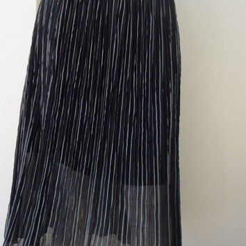 objects without meaning accordion skirt