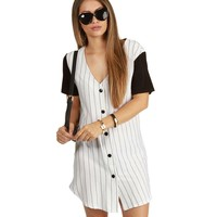 Black Game On Baseball Tunic