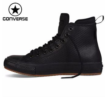 DCKL9 Original New Arrival Converse chuck II boots Unisex Skateboarding Shoes leather Sneak