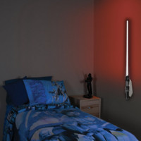 STAR WARS SCIENCE - MULTICOLOR LIGHTSABER ROOM LIGHT / DARTH MALL LIGHT SABER
