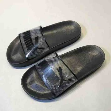 PUMA Leadcat Jelly Slides Women's Sandal Slipper Shoes