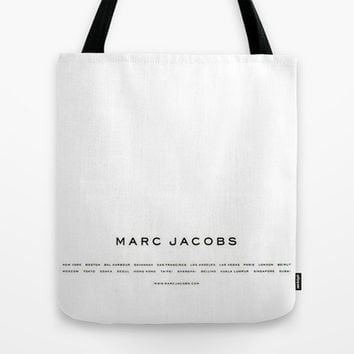 Marc Jacobs Tote Bag by Courtney Burns