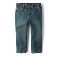 Baby And Toddler Boys Basic Skinny Jeans - Tide Pool Wash | The Children's Place