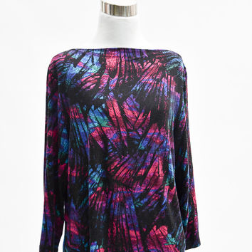Ruby Rd. Women Tops Size - Large