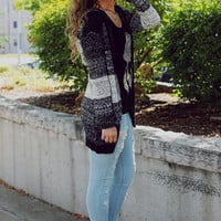 Midnight Skies Cardi