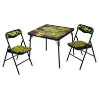 Teenage Mutant Ninja Turtles Table and Chair (Set of 3)