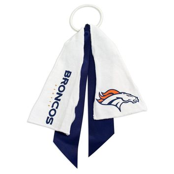 Denver Broncos NFL Ponytail Holder