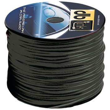 Db Link Primary Remote Wire 500ft (black)