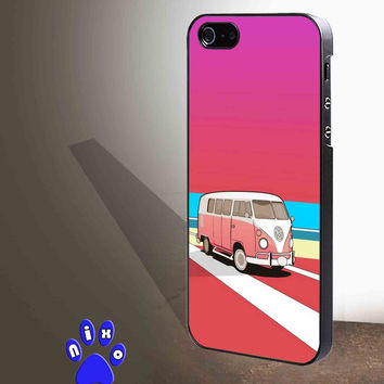 Vintage VW Camper Van for iphone 4/4s/5/5s/5c/6/6+, Samsung S3/S4/S5/S6, iPad 2/3/4/Air/Mini, iPod 4/5, Samsung Note 3/4 Case * NP*