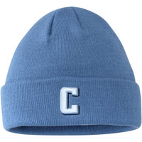 Columbia University Lions Top of the World Simple Knit Hat with Cuff – Light Blue