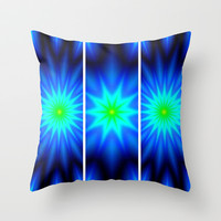 The Power of Three Throw Pillow by 2sweet4words