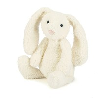 Jellycat ChouChou Bunny Rabbit Cream, Jellycat Bunny, Jellycat Stuffed Animal, Bunny Toy, Jellycat Rabbit, Plush Bunny Rabbit | Toad Hollow