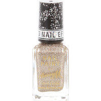 River Island Womens Majesty gold Barry M textured nail polish