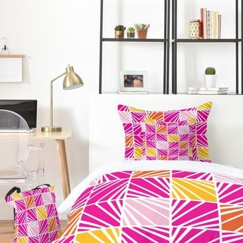 Heather Dutton Facets Bright Bed In A Bag