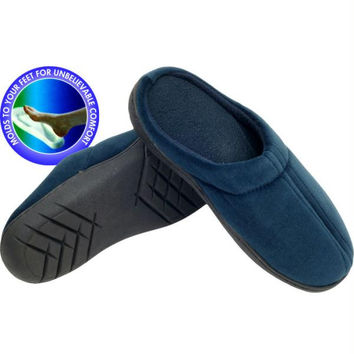 Remedy  Memory Foam Slippers - Medium