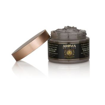 Mud and Olive Oil Hair Mask