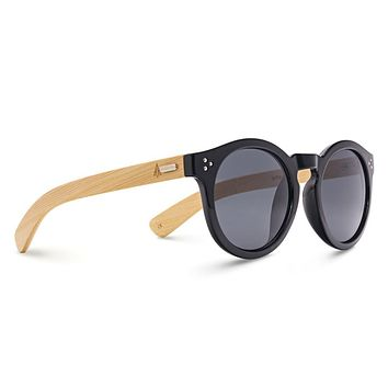Wooden Sunglasses // Rina 56