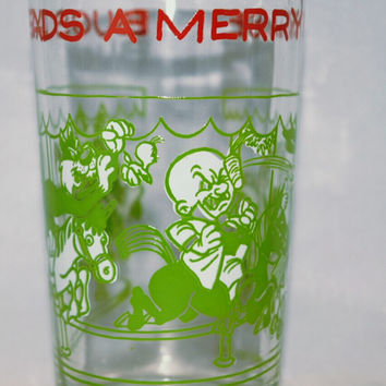 Vintage Glassware-Jelly-Jar-Warner-Bros-Bugs-Bunny-1974