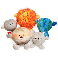 Plush Celestial Buddies