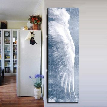 Modern Wall Art Paintings Large Size Unframed HD Print Abstract Flying Wings Prints And Posters For Living Room Decoration