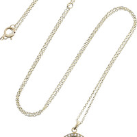 Ippolita - Lollipop 18-karat gold, topaz and diamond necklace
