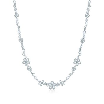 Tiffany & Co. - Tiffany Enchant®:Flower Necklace
