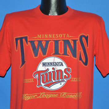 90s Minnesota Twins t-shirt Medium