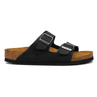 Birkenstock Arizona (0752483) Black Oiled Leather