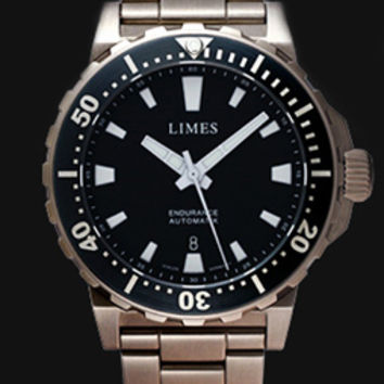 Limes Endurance Leviathan Automatic Diver Watch