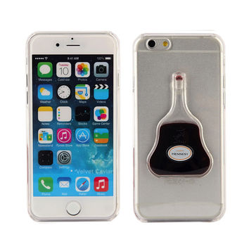 COGNAC LIQUID IPHONE CASE