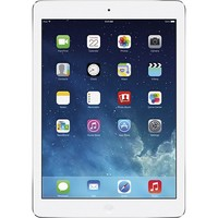 Apple® - iPad® mini with Retina display with Wi-Fi - 16GB - Silver/White