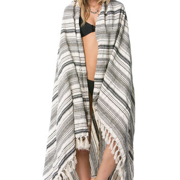 AMUSE SOCIETY - Del Mar Beach Blanket | Stripe