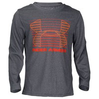 Under Armour Graphic L/S T-Shirt - Boys' Toddler at Kids Foot Locker