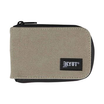 RYOT® SmellSafe® GOO Wallet™ in Natural