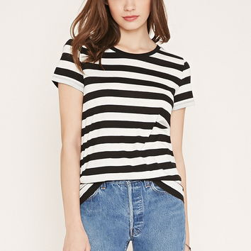 Striped Tee | Forever 21 - 2000153613