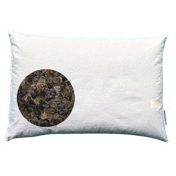 Japanese size 14 x 20 inch Organic Buckwheat Pillow