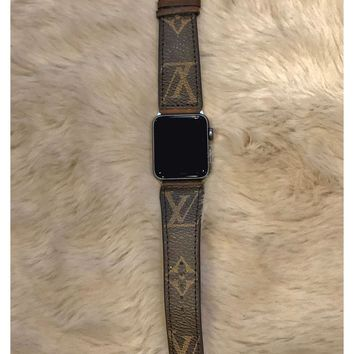 LV Apple Watch Band 38mm