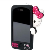 - HELLO KITTY PEEK-A-BOO 3D CASE