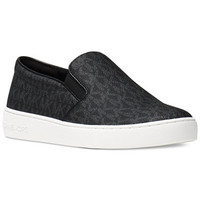 MICHAEL Michael Kors Keaton Slip-On Logo Sneakers - Sneakers - Shoes - Macy's