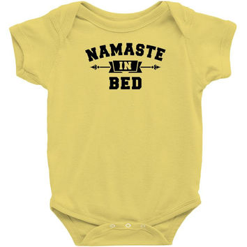 Namaste In Bed Infant Clothing