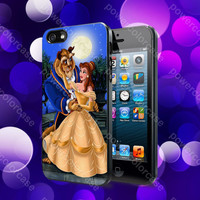 Beauty and The Beast Case For iPhone 5, 5S, 5C, 4, 4S and Samsung Galaxy S3, S4